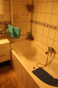 8 badkamer ligbad